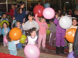 יום הולדת בלונים - בלוניאדה