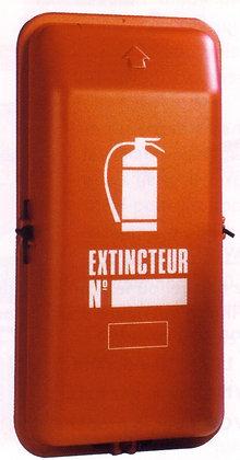 Armoire 1 extincteur ABS 9 kg