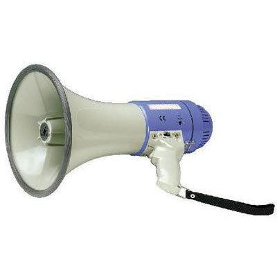 Mégaphone - alarme Monacor