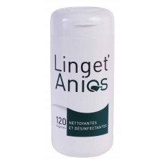 Boite 120 lingettes désinfectantes