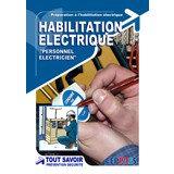 Livre habilitation électricien