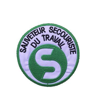 Ecusson SST