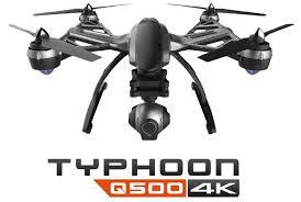 Yuneec Q500 quadricoptère