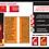 Thumbnail: Réglette prévention incendie