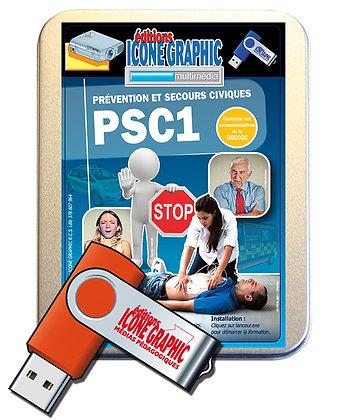 Clé USB formateur PSC1