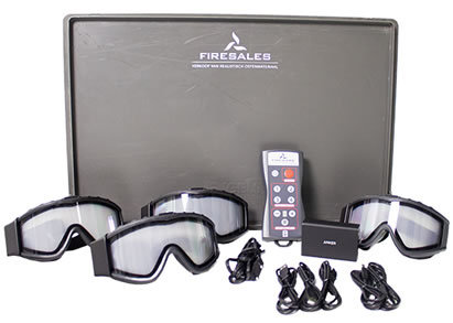 Masques de simulation de fumée