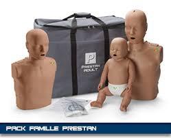 Pack famille PRESTAN