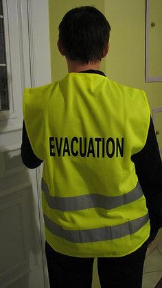 Gilet de sécurité Safety marquage standard