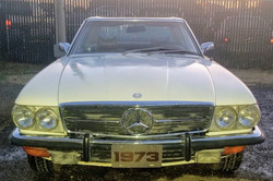 1973 Mercedes Benz 450SL