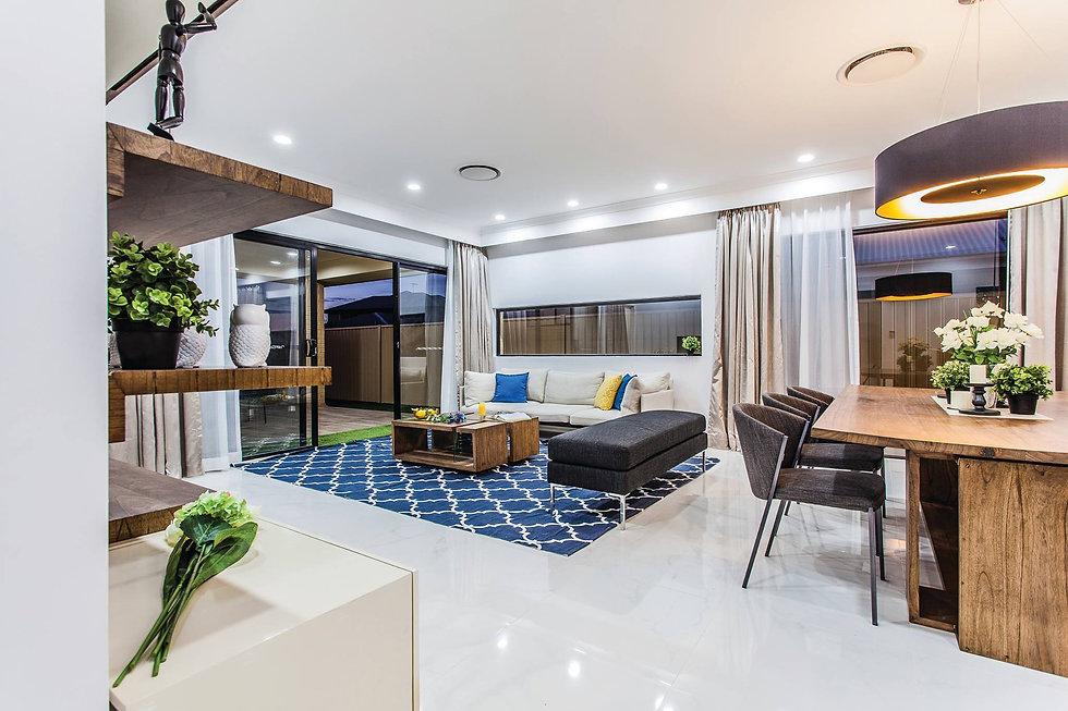 bedroom lorcabiru tallok award winning interior designer australia living area