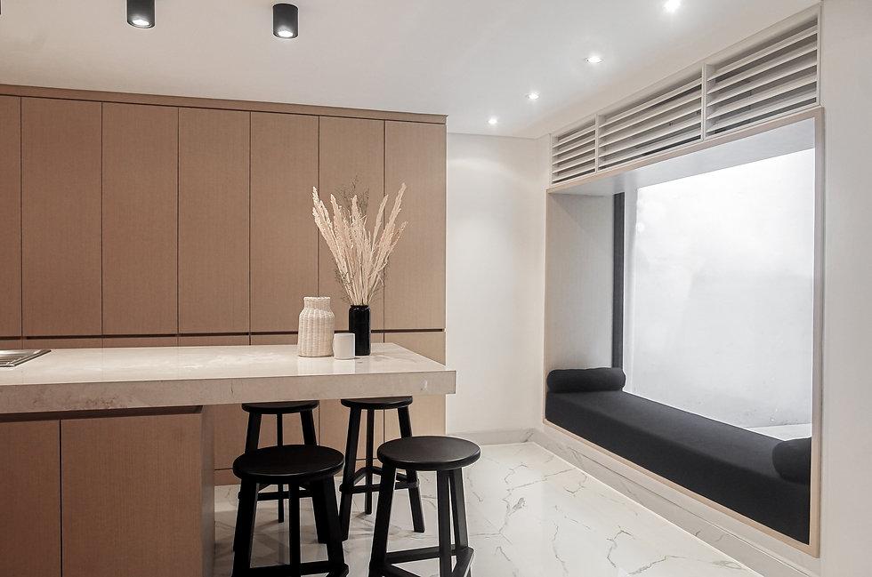 kitchen lorcabiru tallok award winning interior designer australia
