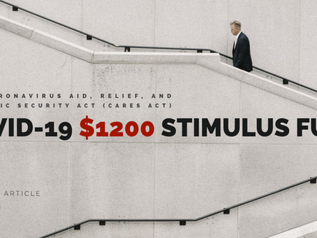 Did you receive a $1200 stimulus payment?