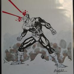 Cyclops b&W