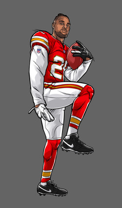 LeVeon Bell Chiefs