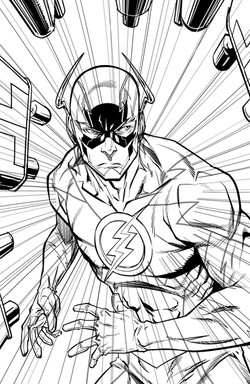 Flash #50 Page 1
