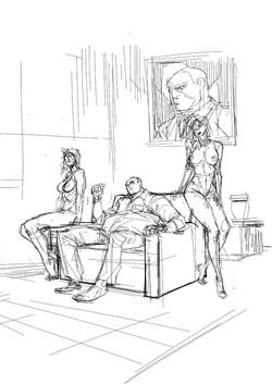 ron kingpin sketch II