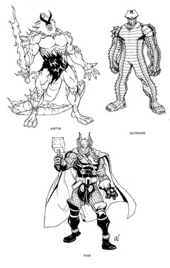 Marvel Universe Update