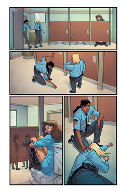 Sasquatch Detective #3 Page 27
