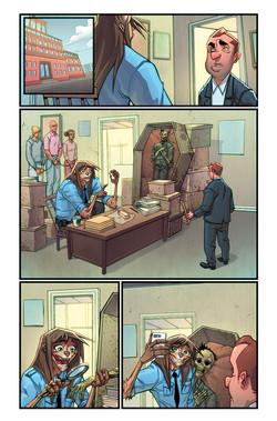 Sasquatch Detective #3 Page 25