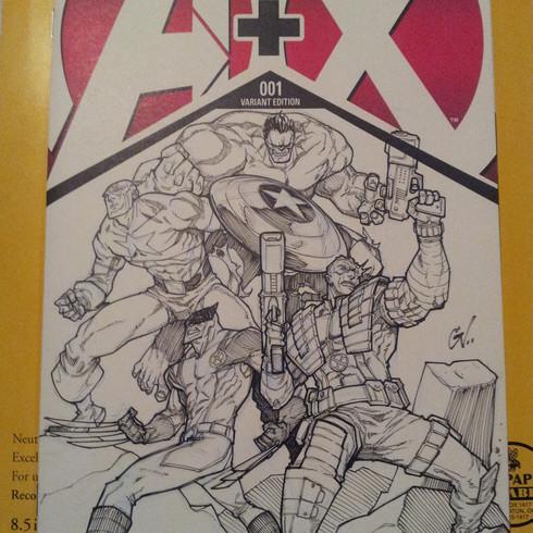 Avengers + X-Men