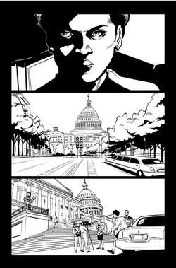 Suicide Squad #21 Page 1
