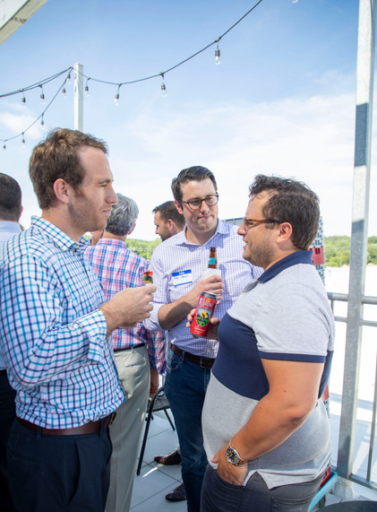 Michigan Labs Rooftop Party