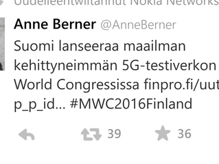 5GTNF launched in MWC-16