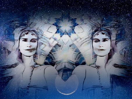 Dark Moon Magic & The Gemini Twins