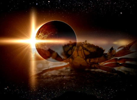 The Solstice Ring of Fire & Cancer New Moon