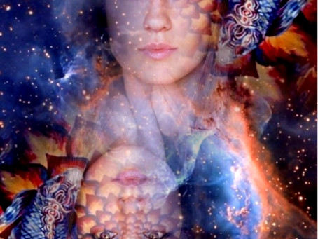 Pisces Full Moon:    Reflections of Soul