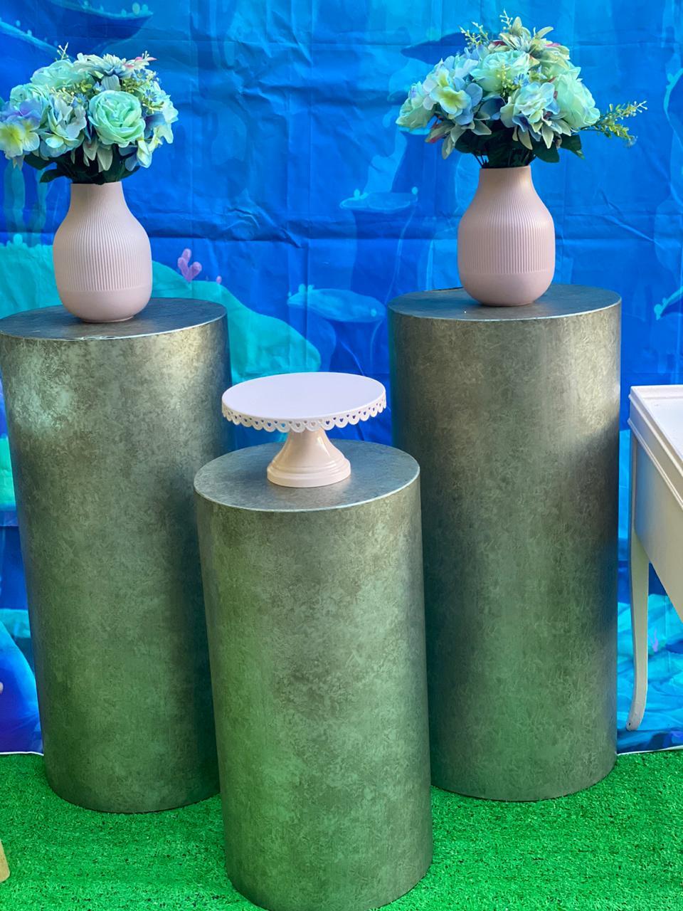 Round Cylinder Set