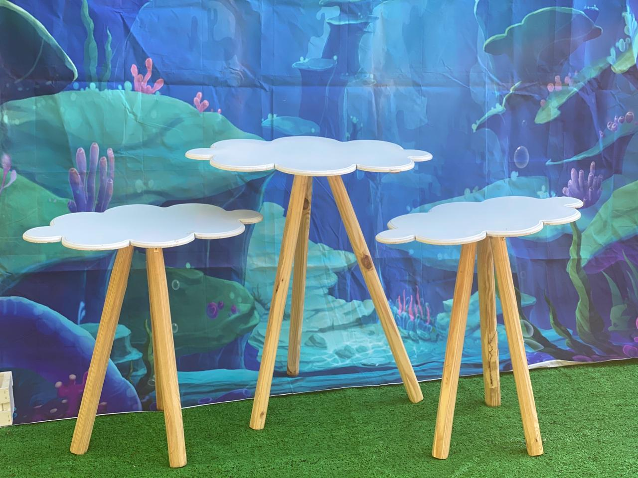 Cloud Table Set