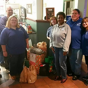 No one goes hungry in DelCo Food Drive