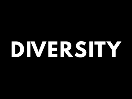Let's talk 'ethnic diversity'