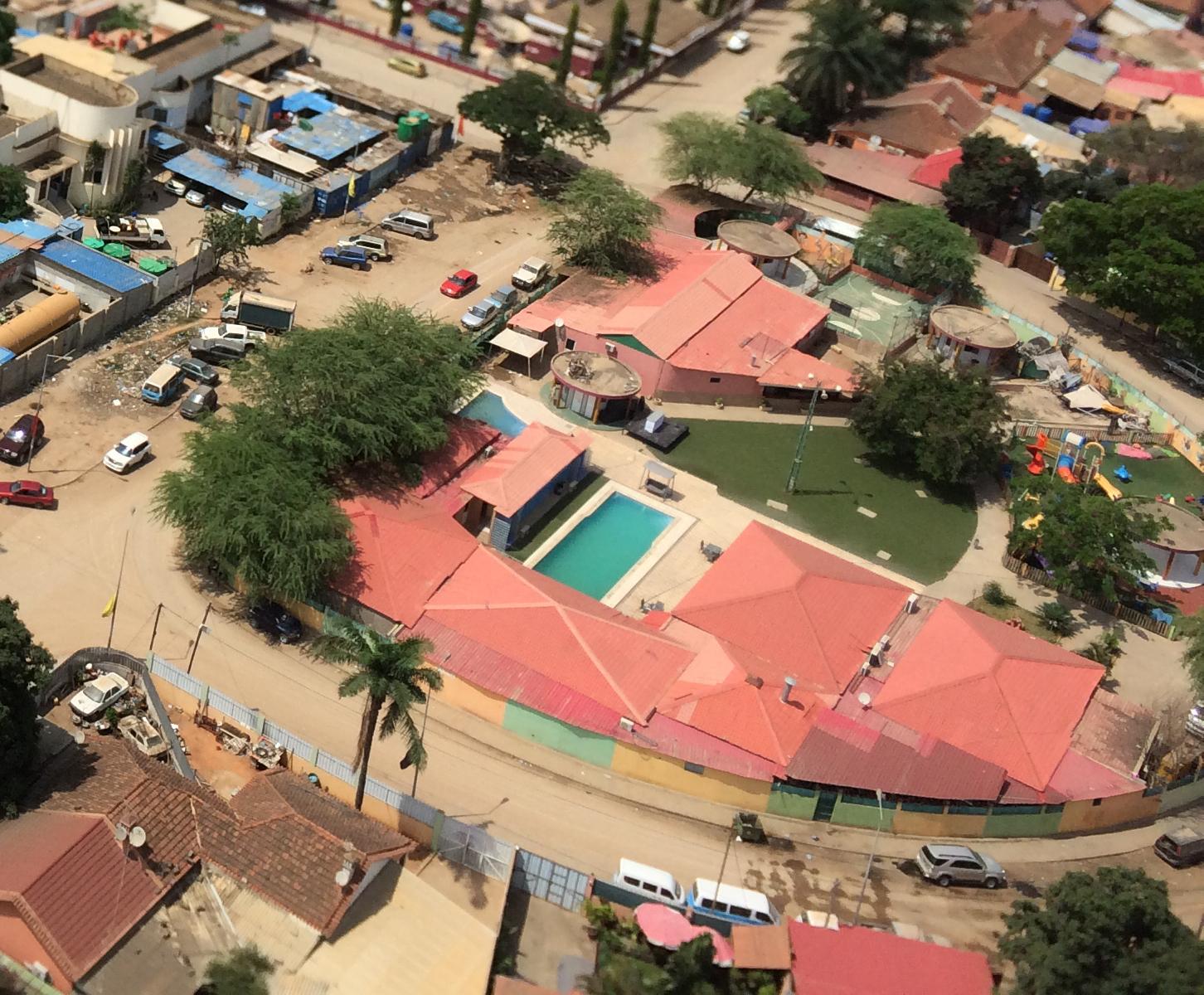 Centro Social, Luanda