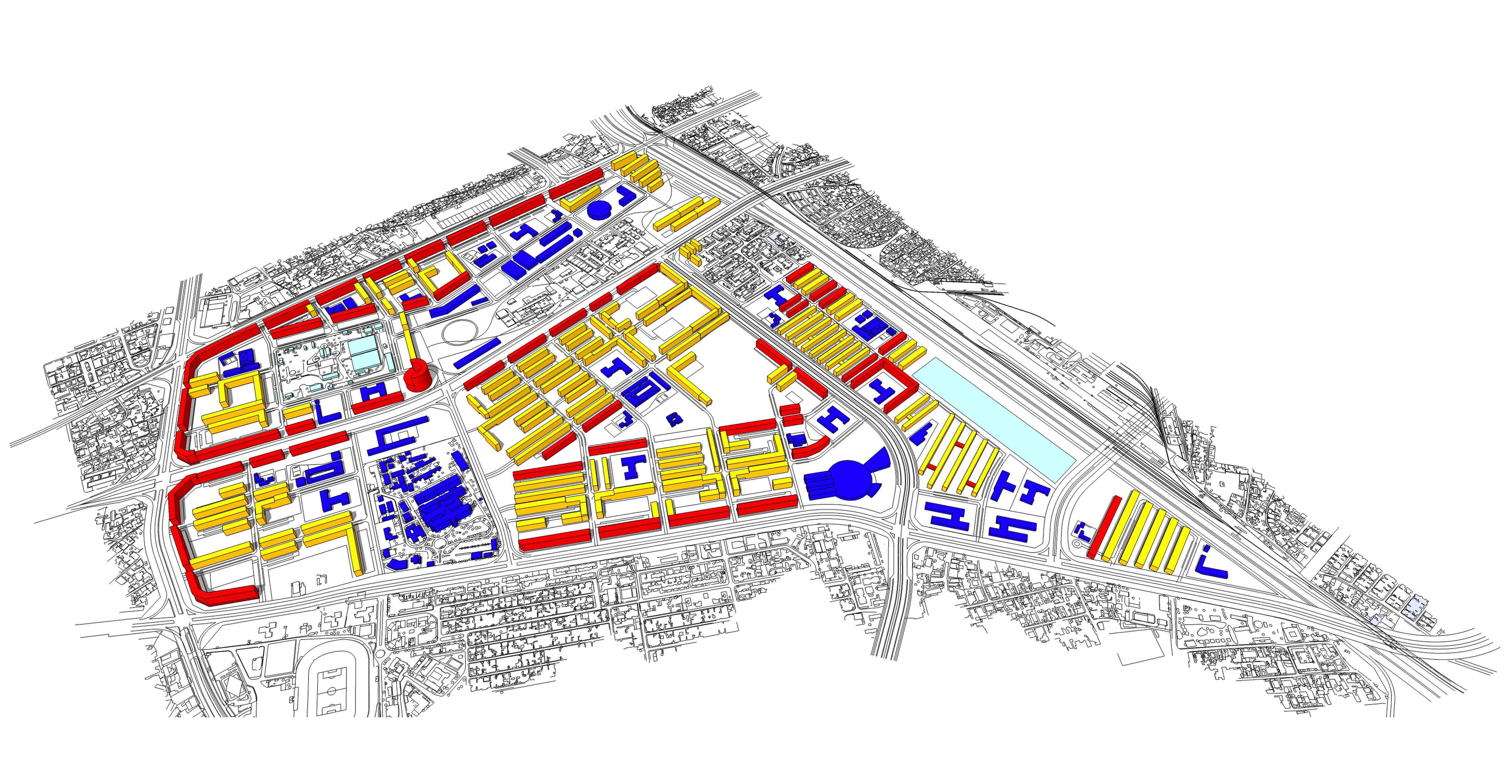 Plano da Unidade Operativa do Rangel