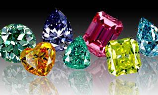 Treatments for Fancy Color Diamonds
