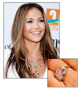 Jennifer Lopez Pink Diamond