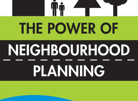 The Power of Neighbourhood Planning - book review
