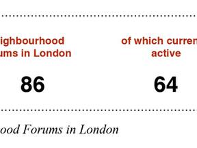 Researching London's neighbourhood planning experience