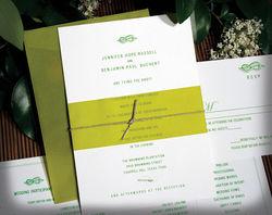 Contemporary Knot Wedding