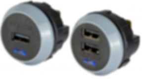 USB Chargers for vehicles