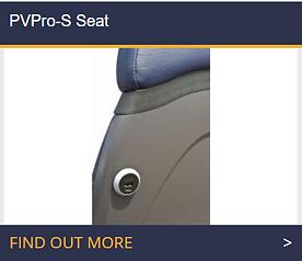 PVPro-S Seat