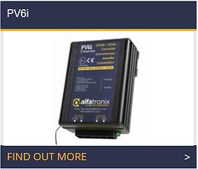 PV6i Voltage Converter