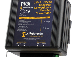 VOLTAGE CONVERTERS THAT GUARANTEE A STABLE SUPPLY OF POWER