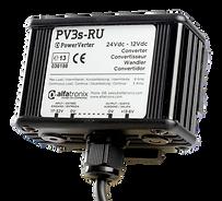 Ruggedised voltage converter