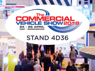 The Commercial Vehicle show 2018