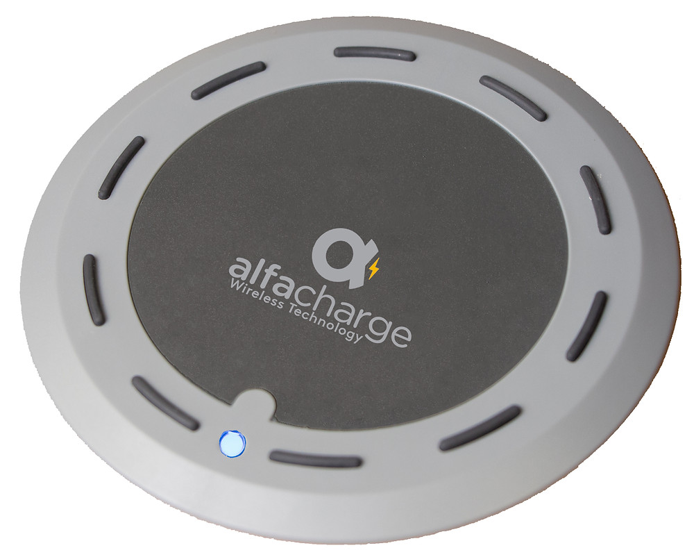 Alfacharge wireless charger