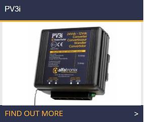 PV3i Voltage Converter