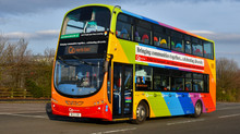A bus to be proud of!